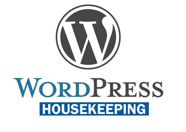 WP-HouseKeeping